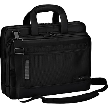 Targus® TTL416US 16in. Revolution Checkpoint-Friendly Topload Laptop Case, Black