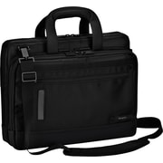 Targus® TTL416US 16 Revolution Checkpoint-Friendly Topload Laptop Case, Black