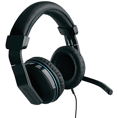 Corsair® Vengeance® 1300 Analog Gaming Headset, Black