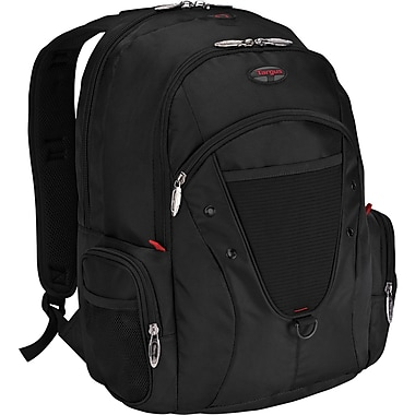 Targus® TSB229US Expedition Backpack For 16in. Laptops, Black