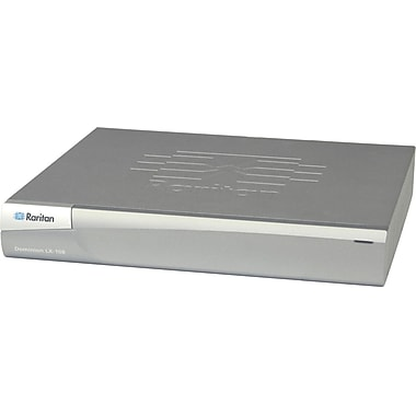 Raritan® DLX-108 KVM Switch, 8 Ports