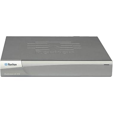 Raritan® DLX-116 KVM Switch With Remote, 16 Ports