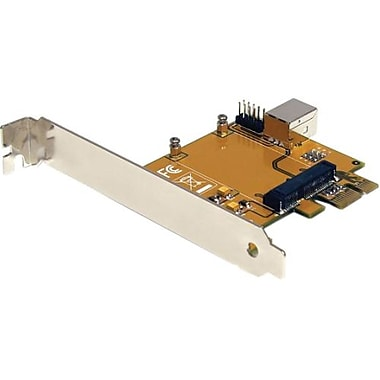 Startech.Com® PEX2MPEX Mini PCI Express Adapter Card