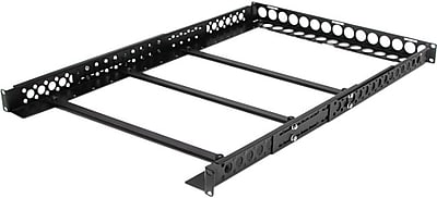 """""StarTech UNIRAILS1U Fixed 19"""""""" Adjustable Depth Universal Server Rack Rails"""""" IM1NB8683"