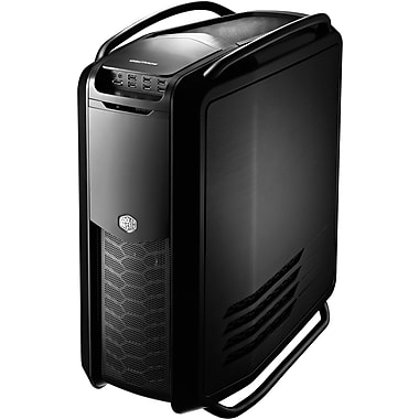 Cooler Master® Full Tower Cosmos II System Cabinet, Midnight Black