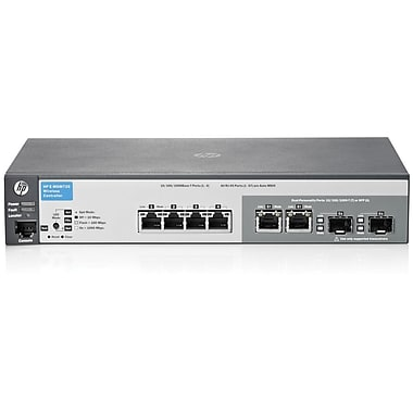 HP® Managed Mobility Wireless LAN Controller, 6 Ports (MSM720)