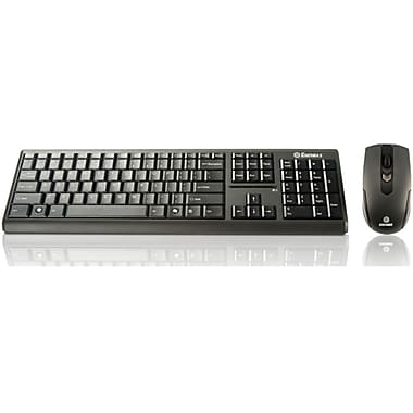 Ecomaster Enermax Briskie KM001 Wireless Keyboard and Mouse Combo