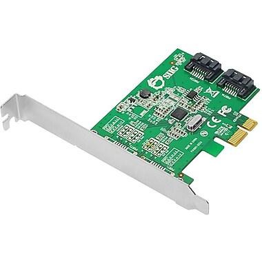 Siig® 2 Port Serial ATA Controller (SC-SA0L11-S1)