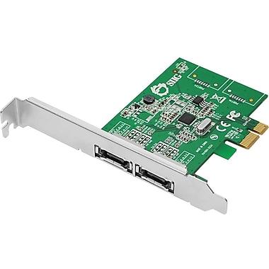 Siig® 2 Port Serial ATA Controller (SC-SA0M11-S1)