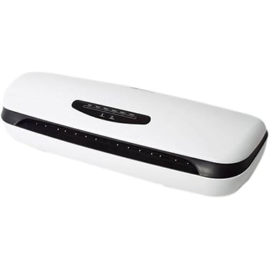 Royal Sovereign® ES-1315 Thermal and Cold 2 Roller Pouch Laminator, 13in.(W), White, Up to 7 mil (T)