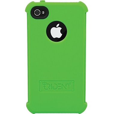 Trident® Perseus A.M.S. Case For Apple iPhone 4/4S, Green