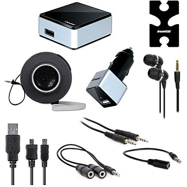 DreamGEAR® i.Sound® 1640 Mobile Audio Accessory Kit, 5 VDC - 2.1 A