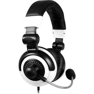 DreamGEAR® DG360-1720 Elite Gaming Headset For Xbox 360, Xbox 360 Slim