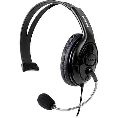 DreamGEAR® DG360-1721 X-Talk Solo Wired Headset With Microphone For Xbox 360, Xbox 360 Slim