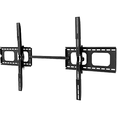 Siig® CE-MT0W12-S1 Universal Tilting XL TV Mount For 60in. - 102in. LCD/LED/Plasma XL TV Up to 330 lbs.