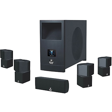 Pyle® PHSA5 5.1 Channel Home Theater System, 100 W RMS