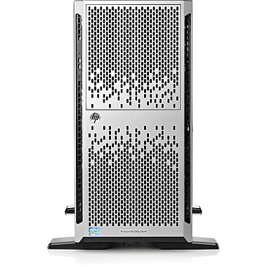 HP® ProLiant ML350P G8 4GB RAM Intel® Xeon® E5-2609 Quad-Core™ 2.40GHz Tower Server
