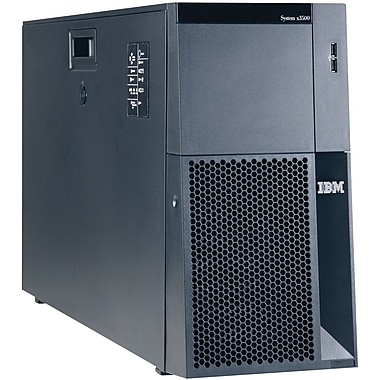 IBM® 7383ECU System x3500 M4 Server, 2.5 GHz 15 MB / 16GB RAM