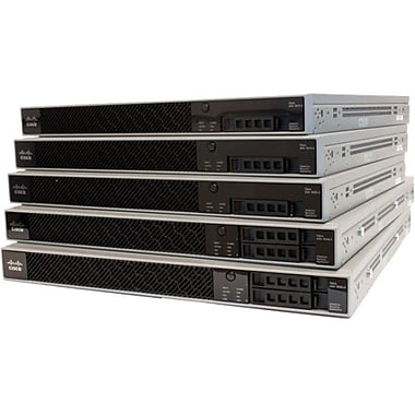 Cisco® ASA5512-K9 Network Security/Firewall Appliance, 250 Ipsec VPN