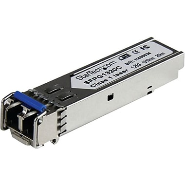 Startech.Com® SFPG1320C Cisco Compatible Gigabit Fiber SFP Transceiver Module With DDM