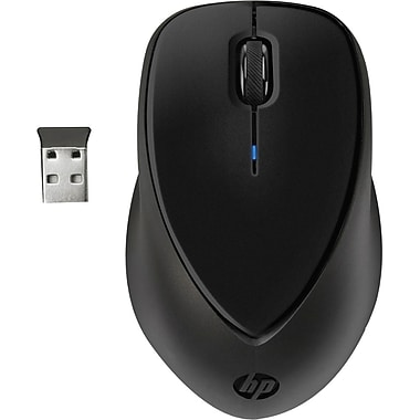 HP® H2L63UT Comfort Grip Wireless Mouse