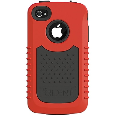 Trident Cyclops II Case For iPhone 4/4S, Red