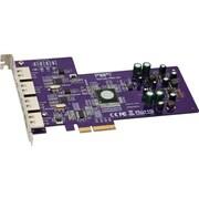 Sonnetch™ TSATA6-Pro-E4 4 Port Serial ATA Controller