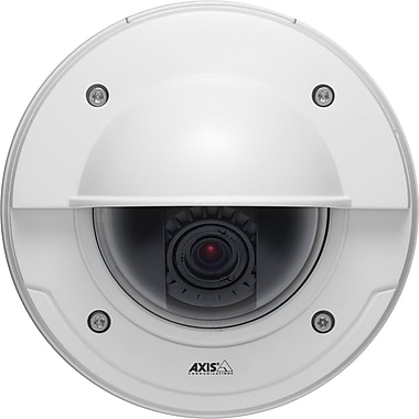 AXIS® P3363-VE Fixed Dome Surveillance/Network Camera, 1/3in. Progressive Scan RGB CMOS