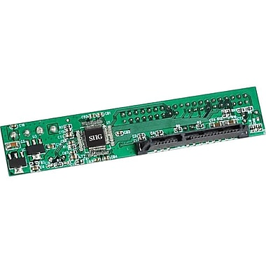 Siig® 133 Mbps IDE to SATA HDD Adapter (SC-SA0P11-S1)