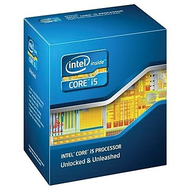 Intel® Xeon® BX80637 Quad-Core i5-3470S 2.90GHz Processor