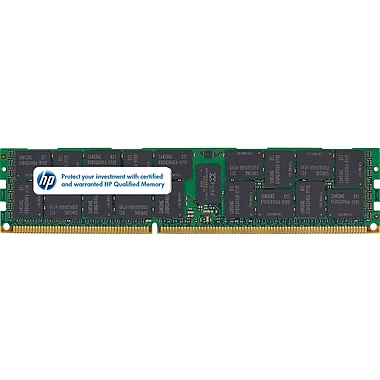 HP® 647877-S21 DDR3 SDRAM (240-pin DIMM) Low Voltage Memory Module, 8GB