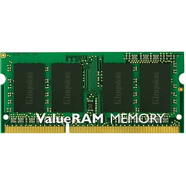 Kingston® KTH-X3C/4G DDR3 SDRAM (240-Pin SoDIMM) Memory Module, 4GB