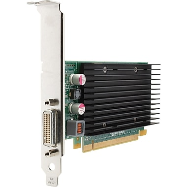 HP® A7U59AT NVS 310 GPU Graphic Card With NVIDIA Chipset, 512MB DDR3 SDRAM