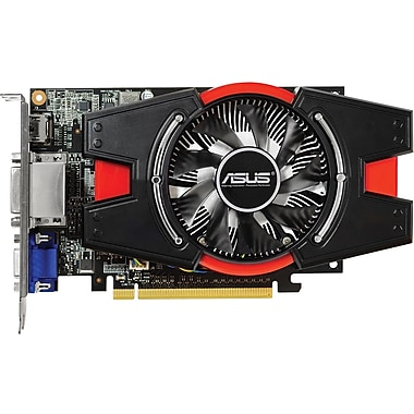 ASUS® GT640-2GD3 GeForce GT 640 GPU Graphic Card With NVIDIA Chipset, 2GB DDR3 SDRAM