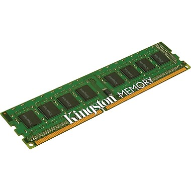 Kingston® KTH-X3CS/4G DDR3 SDRAM (240-Pin SoDIMM) Single Rank Memory Module, 4GB
