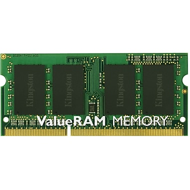 Kingston® KTD-L3CS/4G DDR3 SDRAM (240-Pin DIMM) Single Rank Memory Module, 4GB