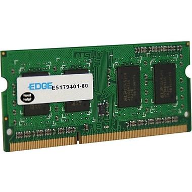 Edge™ H2P65UT-PE DDR3 SDRAM (204-Pin SoDIMM) Memory Module, 8GB
