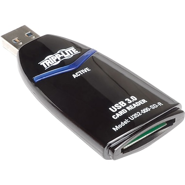 Tripp Lite U352-000-SD-R USB 3.0 Super Speed SDXC Card Reader