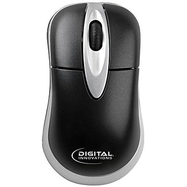 Digital Innovations EasyGlide™ 4230600 Wired 3-Button Mouse