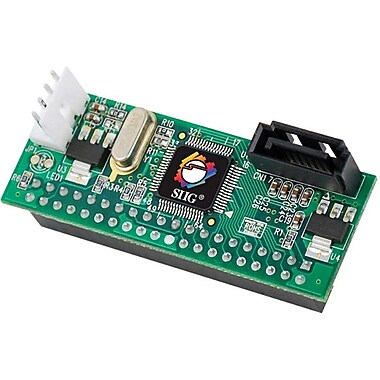 Siig® 150 Mbps SATA to IDE Adapter (SC-SA0Q12-S1)