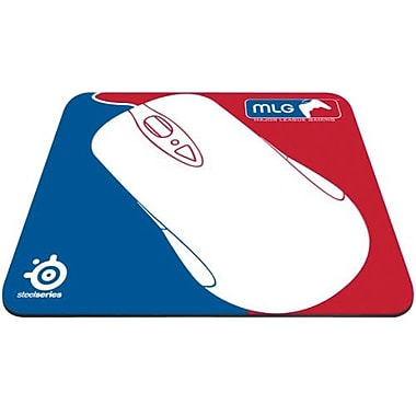 SteelSeries QCK+ Mouse Pad - MLG BlueRed Edition