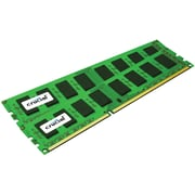 Crucial Technology CT2Kit25664BA1339A DDR3 SDRAM (240-Pin DIMM) Memory Module, 4GB