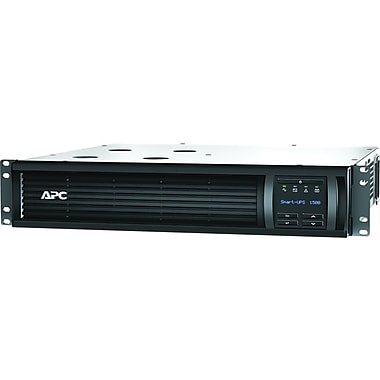 APC® SMT1500R2X180 Rack Mountable 1.5 kVA LCD Smart UPS