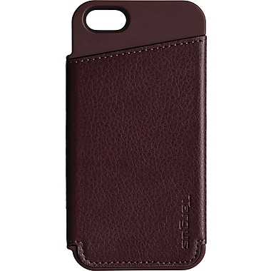 Targus® Wallet Case For iPhone 5, Purple