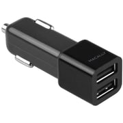macally™ CARUSBMP Dual Port USB Car Charger, 5 VDC - 1 A