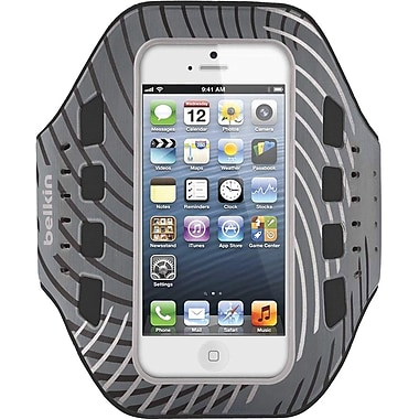 Belkin® Pro-Fit Armband For iPhone 5, Blacktop
