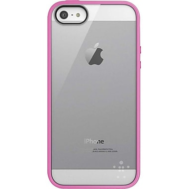 Belkin® View Case For iPhone 5, Clear/Day Glow