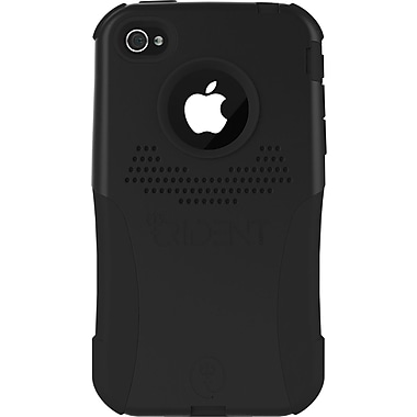 Trident® Aegis Case For Apple iPhone 4/4S, Black