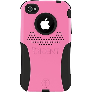 Trident® Aegis Case For Apple iPhone 4/4S, Pink