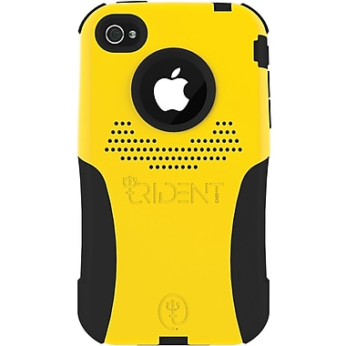 Trident® Aegis Case For Apple iPhone 4/4S, Yellow